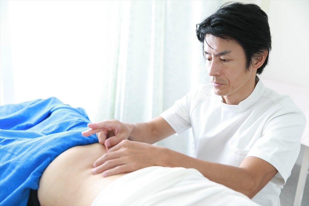 駒込でぎっくり腰の鍼治療