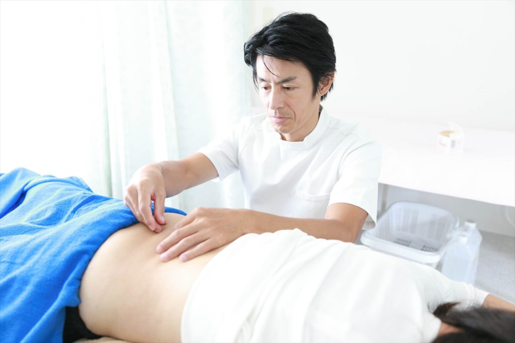駒込の股関節痛治療